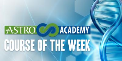 ASTRO Academy Course of the Week image